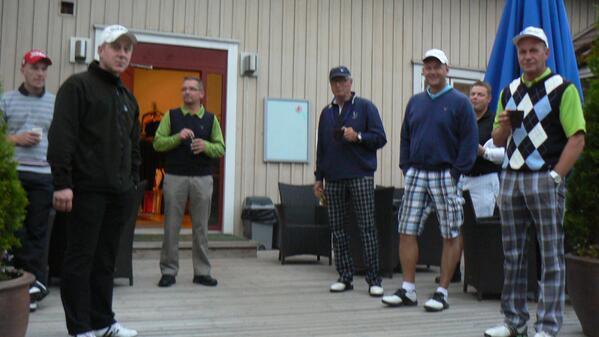 Viime vuoden Golfmaratonille lähtijät!