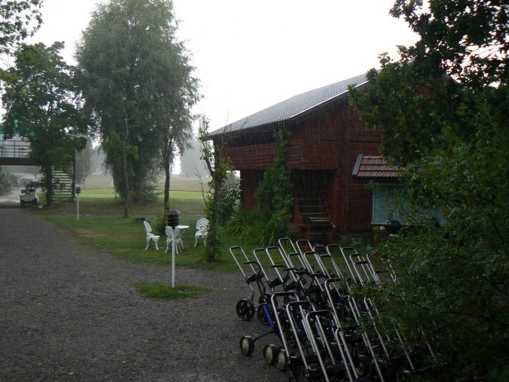 Muistelokuva sadepäivältä vuodelta 2006.