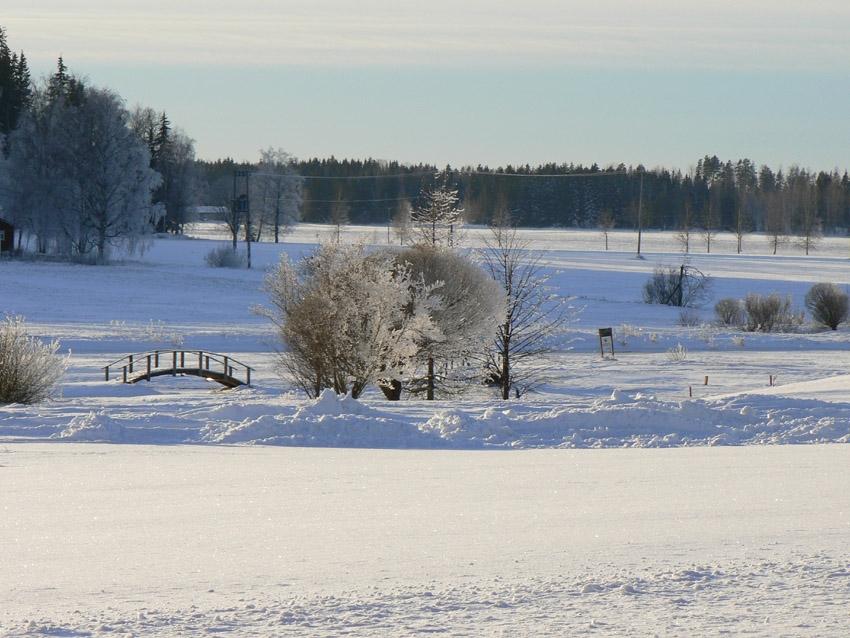 Talvi loppuu……..aikanaan